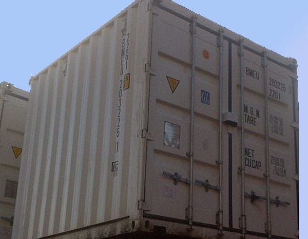 Access 10 foot shipping container for sale | HM