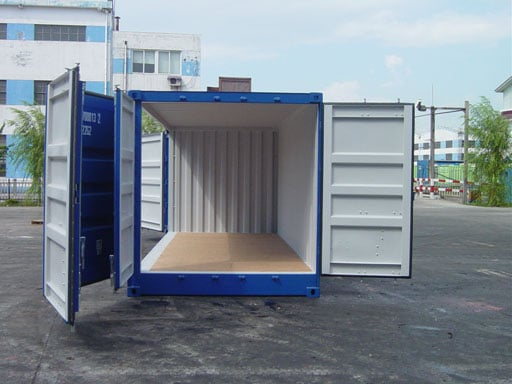 Storage Containers 10ft 20ft 40 Ft Container Storage