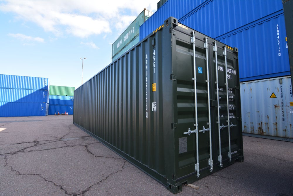 Containers For Sale | 10ft. 20ft, 40ft, 45ft Shipping ...