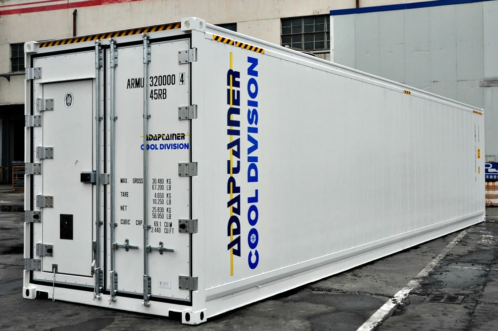 Get Refrigerated Container Hire At Prices You Ll Love New