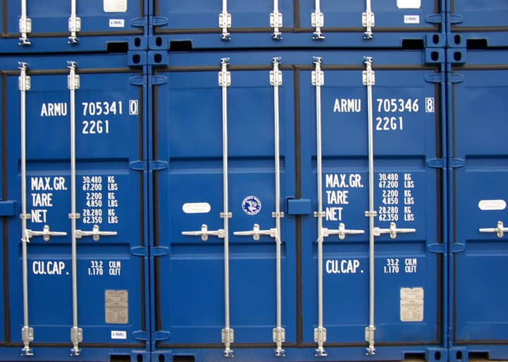 Containers For Sale | 10ft  20ft, 40ft, 45ft Shipping