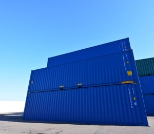 40ft shipping containers new one trip