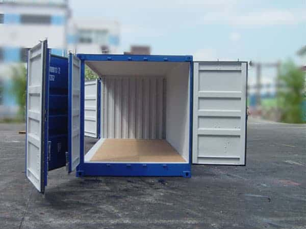Introducing The 20ft Full Side Access Container Adaptainer