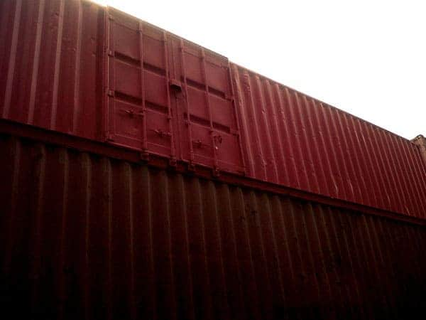 double doors for shipping containers