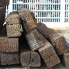railway sleeper for storage container