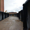New Watford Market Shipping Container Architecture