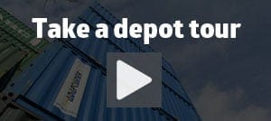 Shipping container depot tour