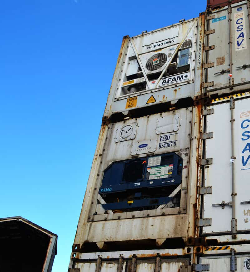 40ft reefers for sale