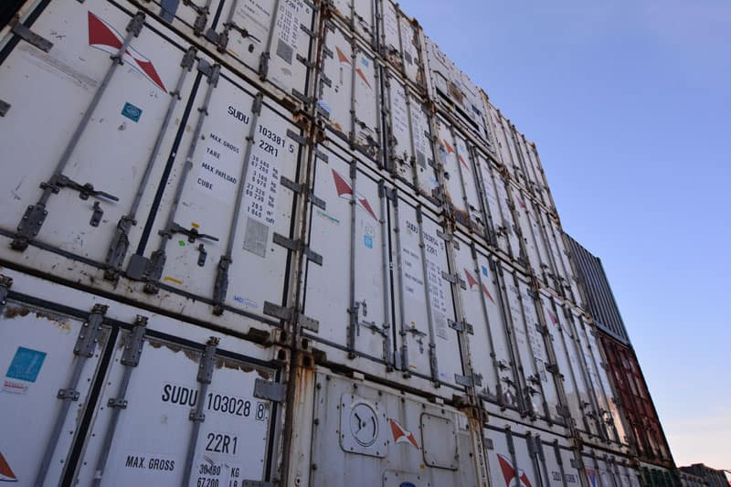 Refrigerted containers for sale 40ft and 20ft reefers
