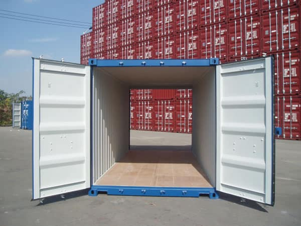 20ft tunnel container for storage - Adaptainer