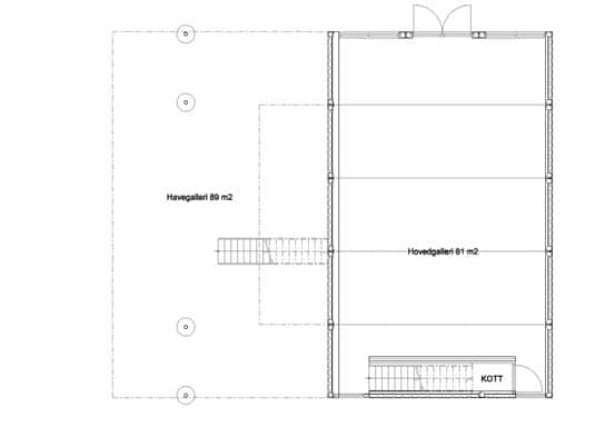 Shipping container conversion plans GAD gallery