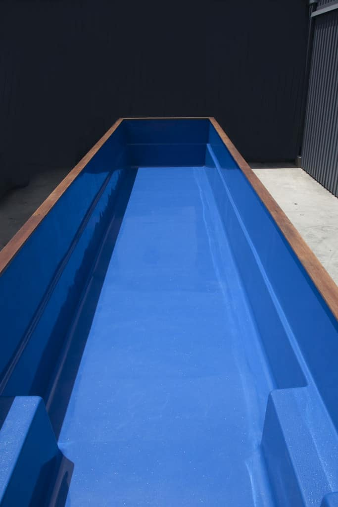 Shipping container pool cost