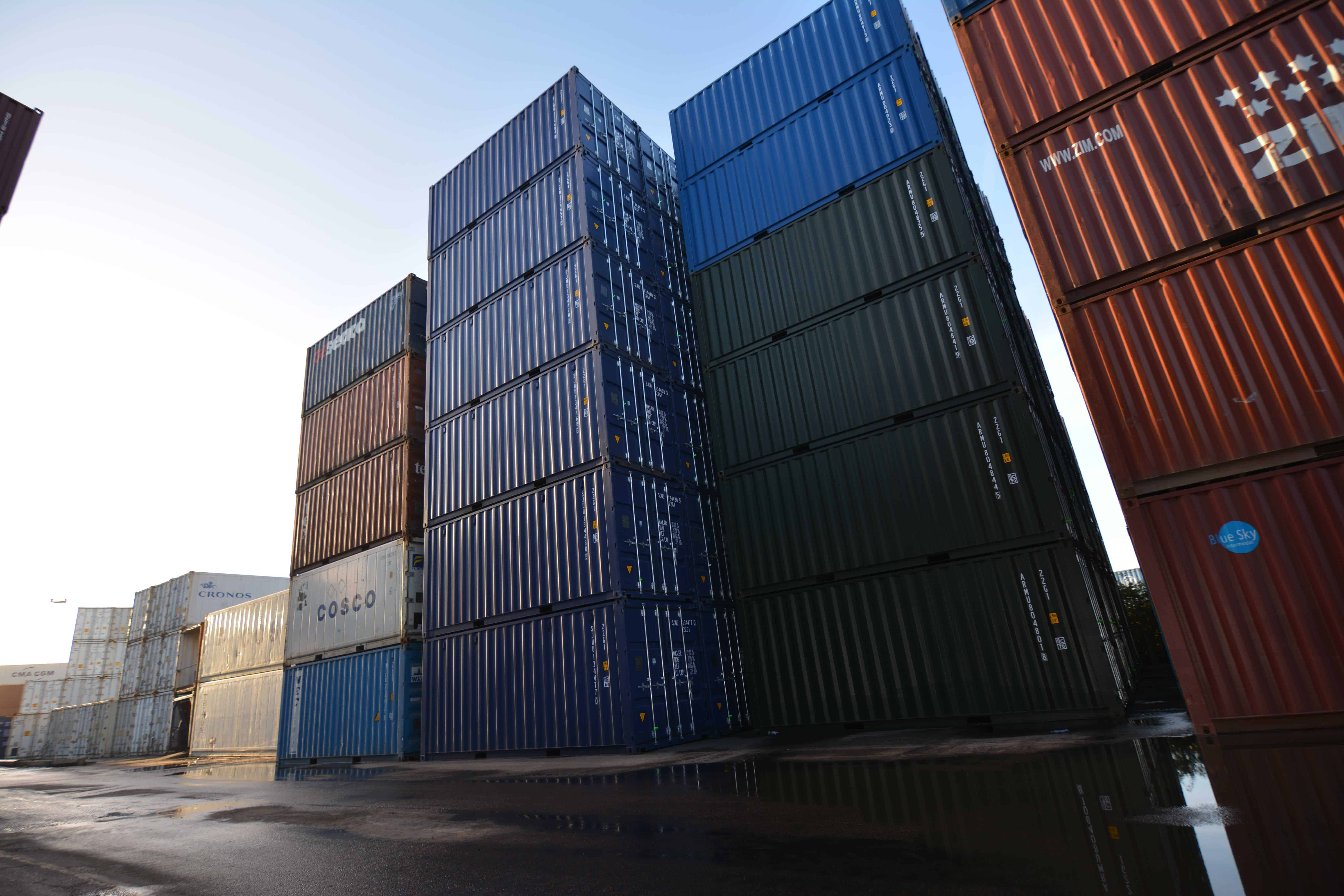 How to Buy a Shipping Container - 7 Secrets You Should Know