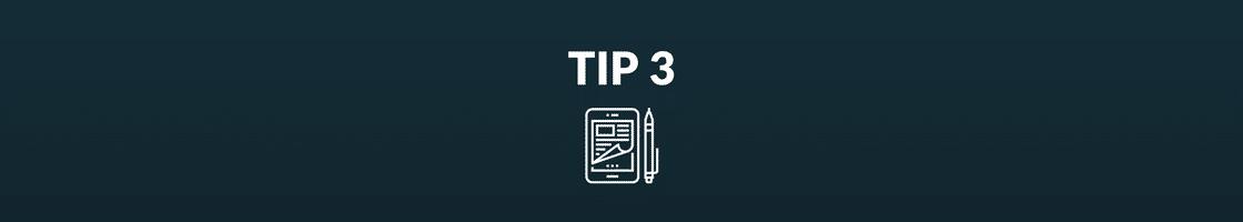 tip 3 banner
