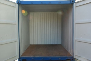 10ft container internal