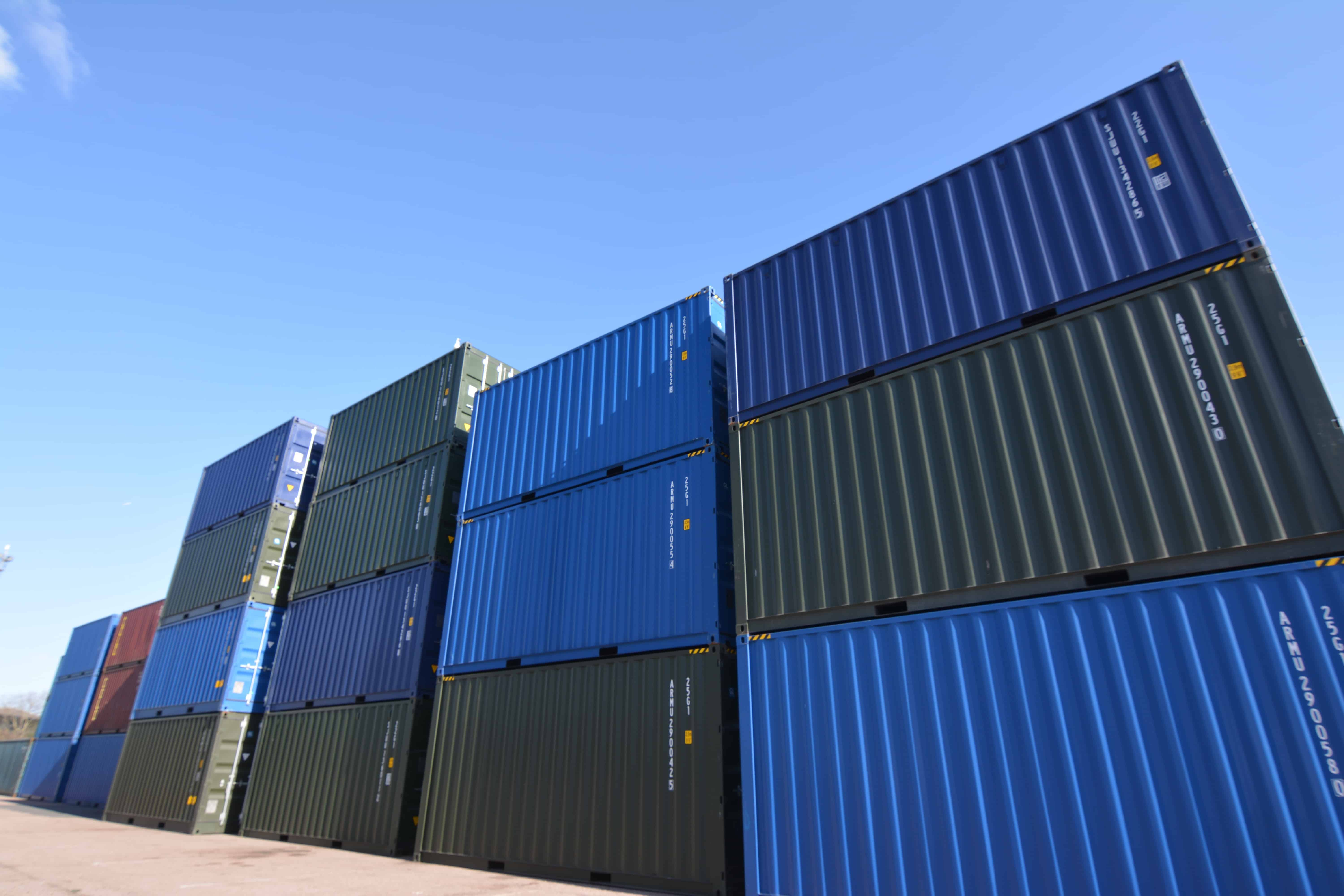 20ft container new
