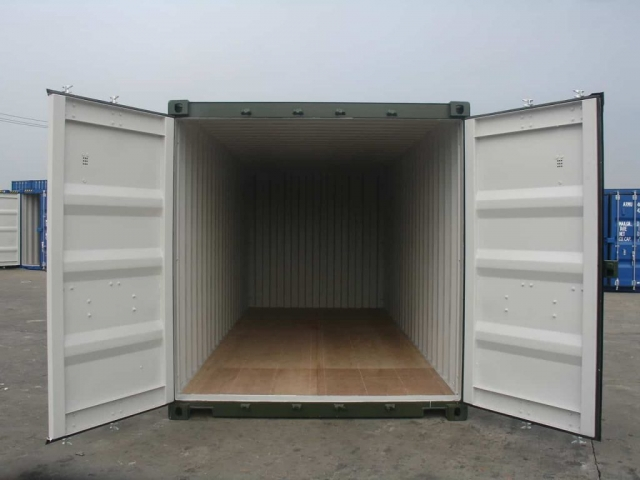 20ft store container new