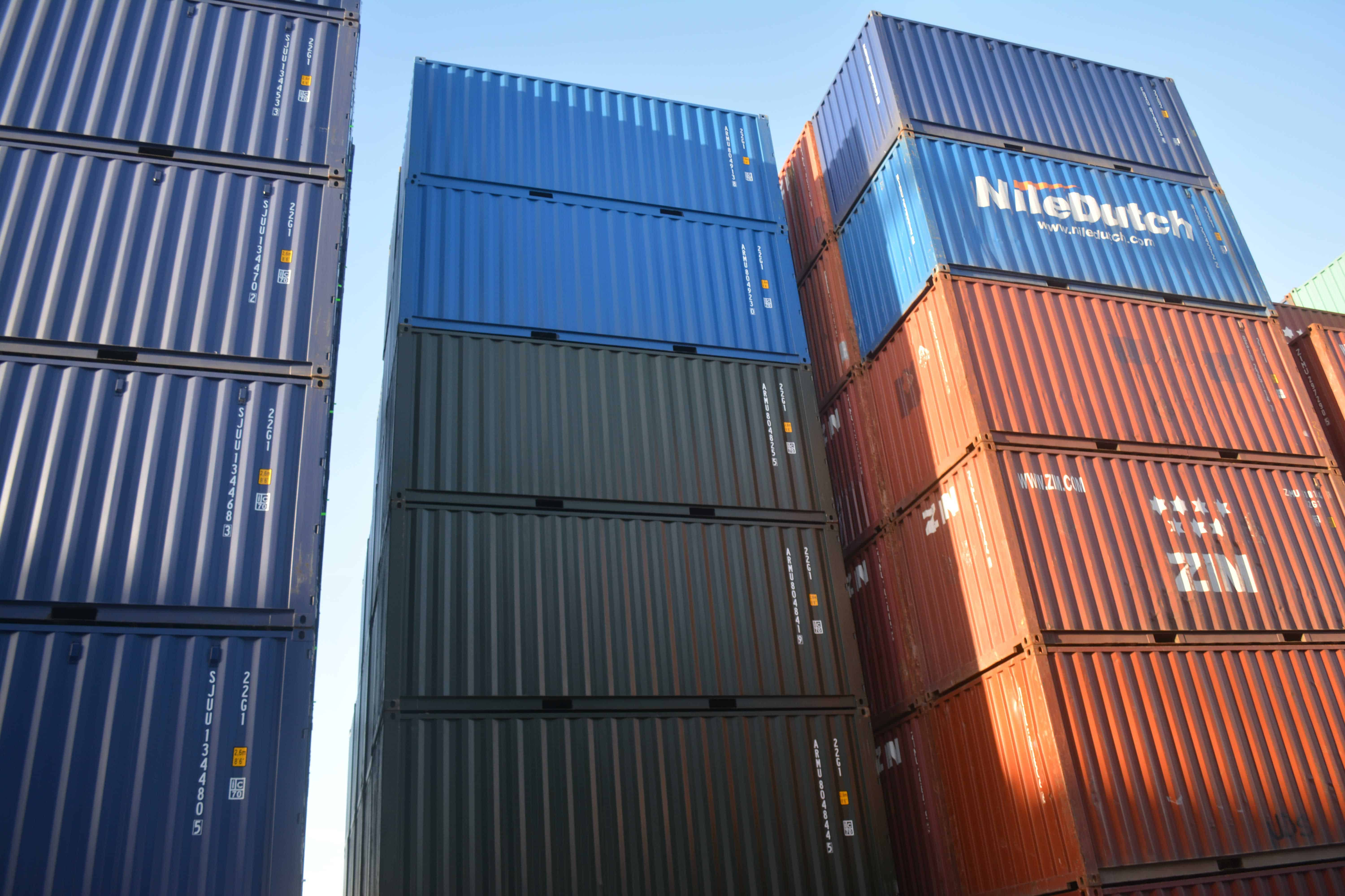 Used Containers 10ft 20ft 40ft Used Container Prices