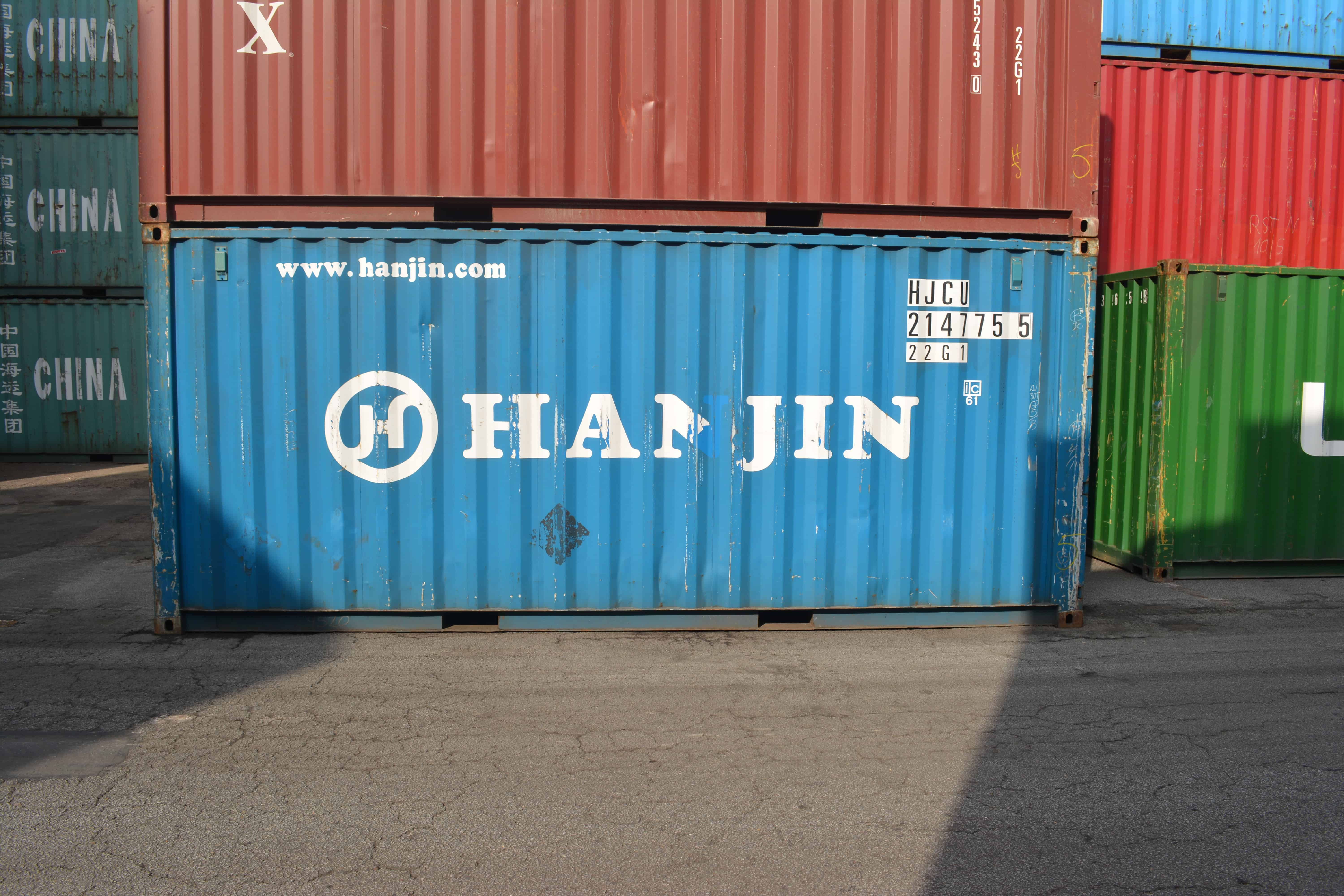 Used Containers | 10ft, 20ft, 40ft Used Container Prices