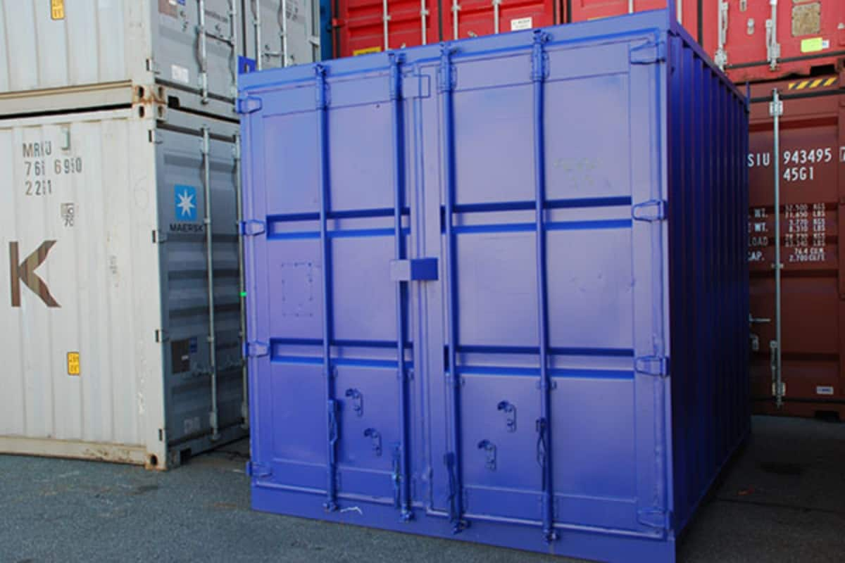 10ft store container