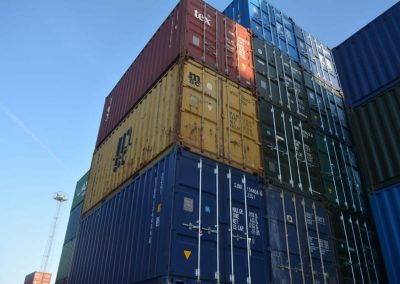 20ft second hand containers