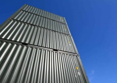 one trip 20ft shipping container