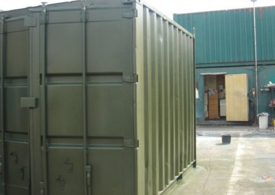 used 10ft container
