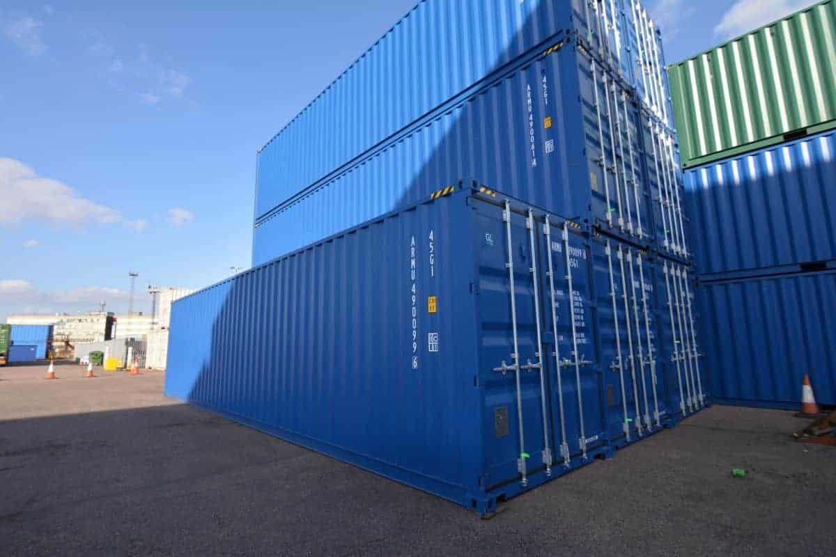 40ft Container   40 Foot Container Sale and Hire   Storage