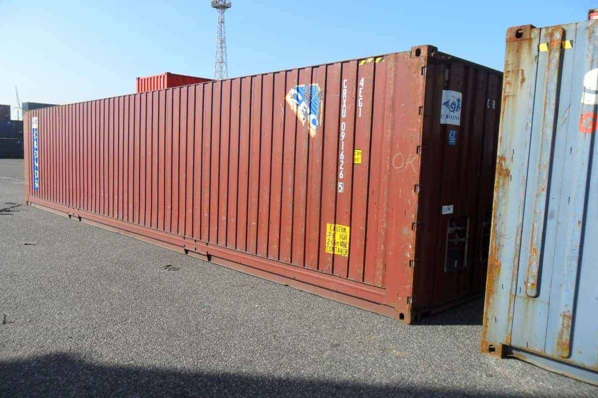 45ft container for sale