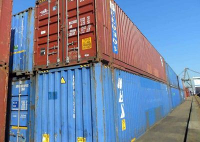 45ft container