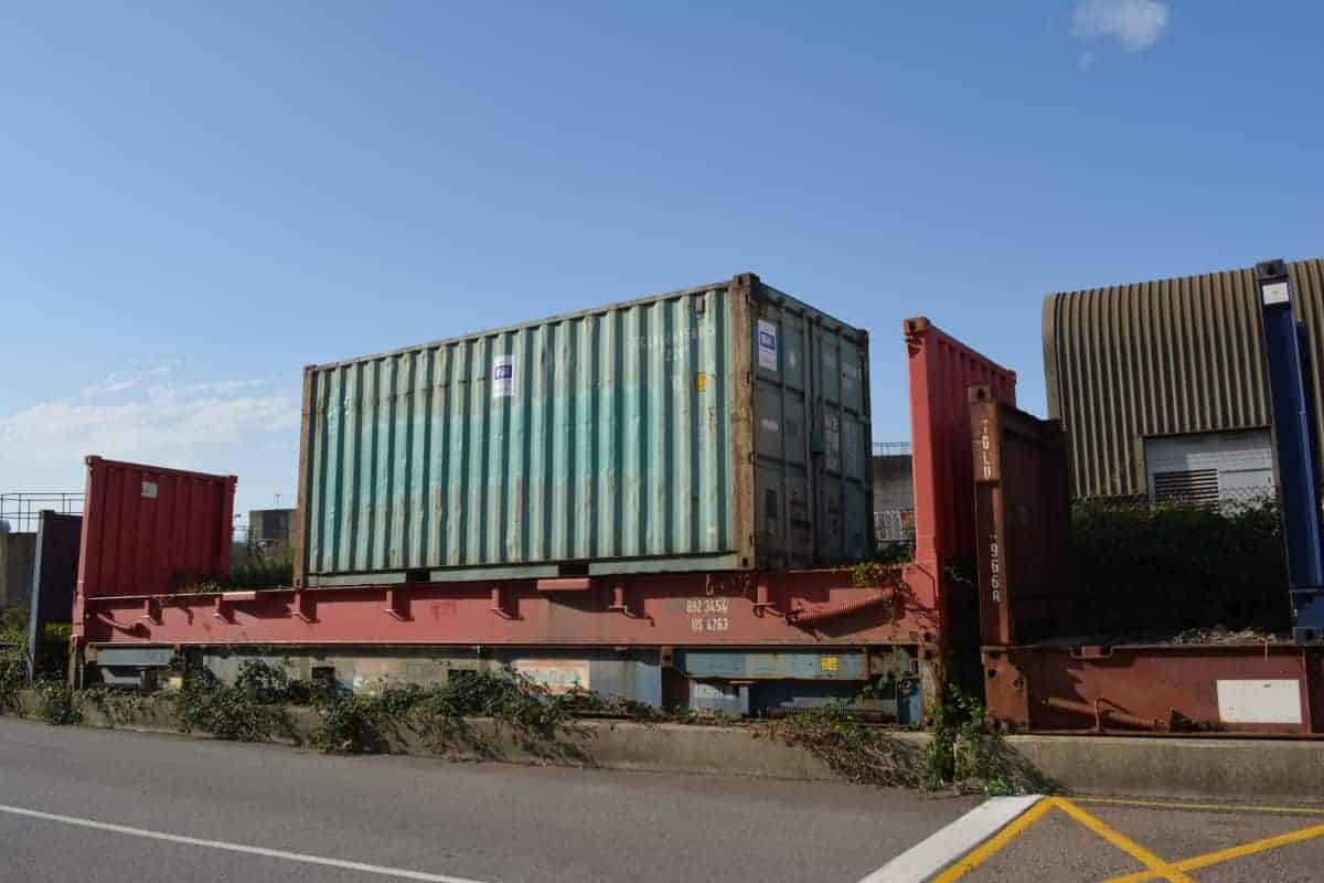 Flat rack container for sale - Buy flat rack shipping containers