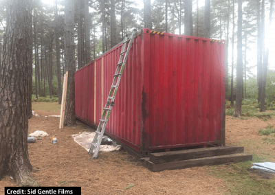 shipping container auction