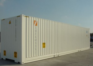 New palletwide container