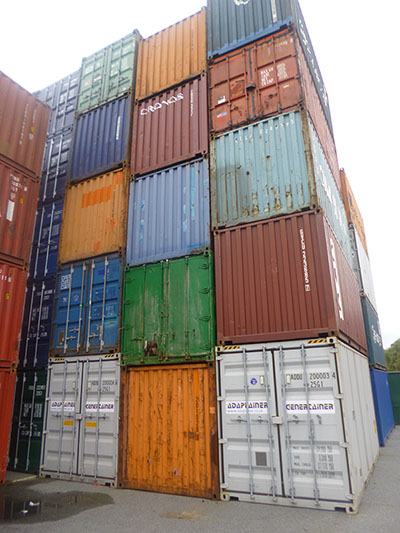 Old Shipping Containers For Sale Container Farm Adaptainer